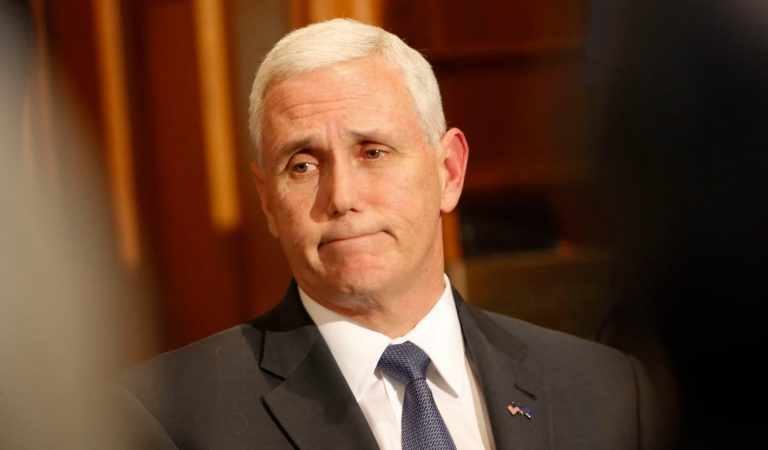 Mike Pence compares Donald Trump to MLK because this is our reality now